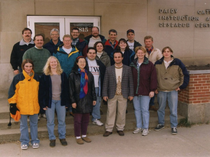 Throw Back Thursday, 9th Floor Dairy Science ~1998